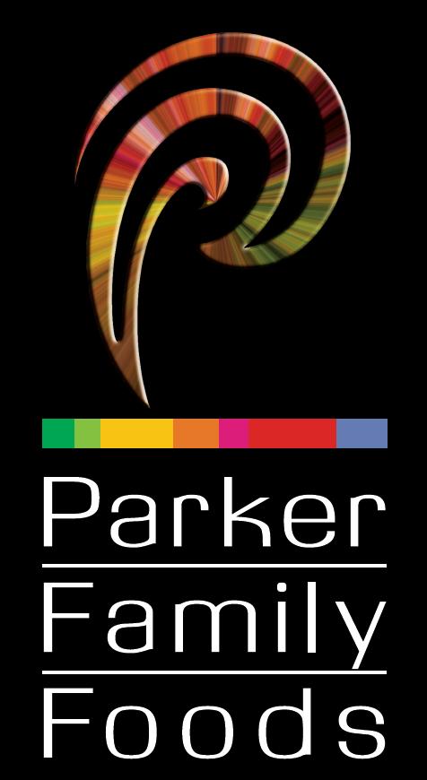 parker family foods logo